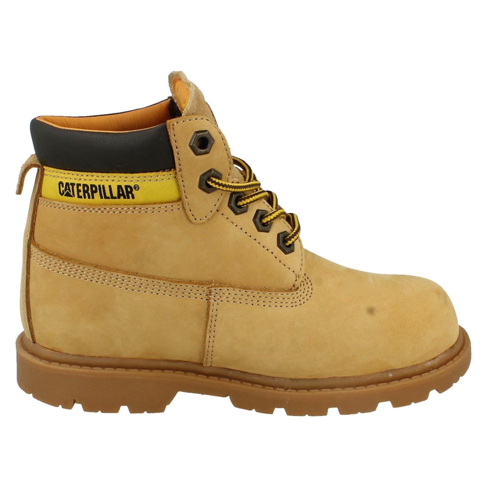 Kids Caterpillar Boots Label Colorado Plus