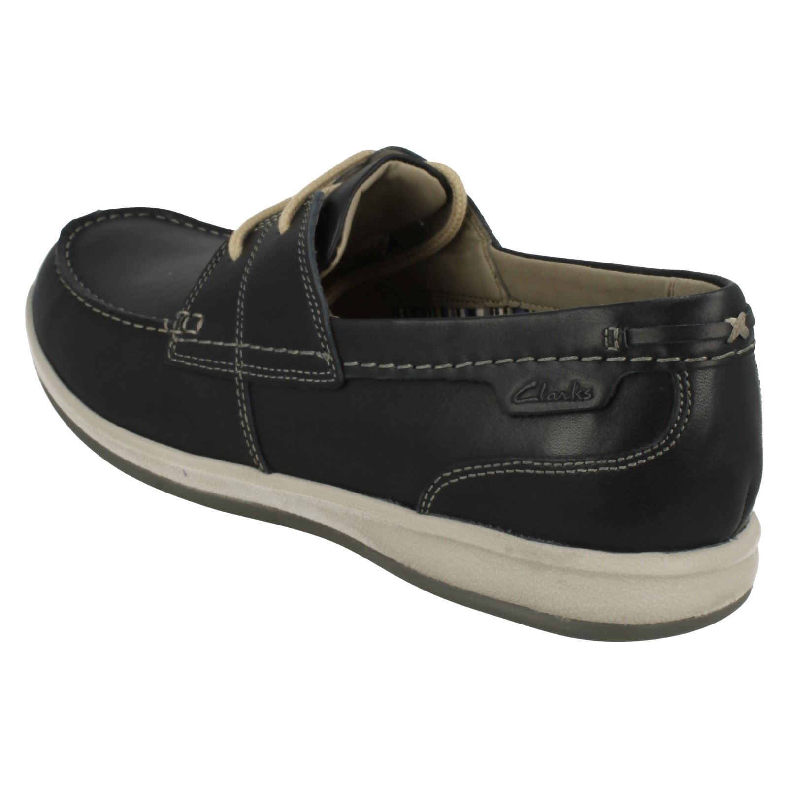 fällstol mio ~ mens clarks moccasin casual lace up shoes fallston style