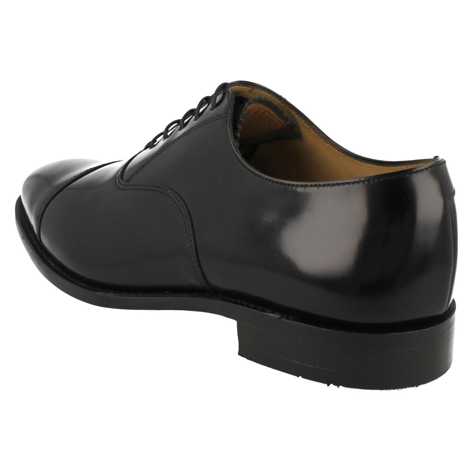 mens loake black formal shoes style 747b ebay