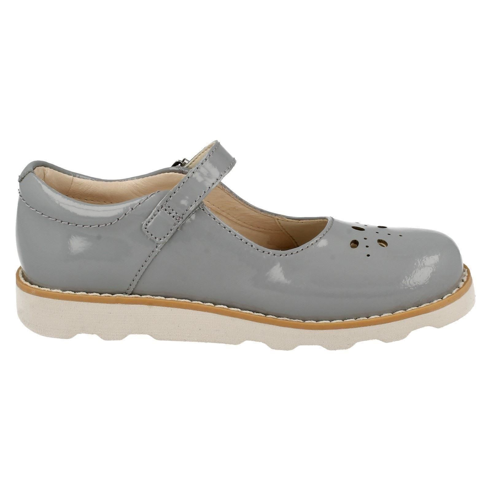 Girls Clarks Shoes Crown Posy