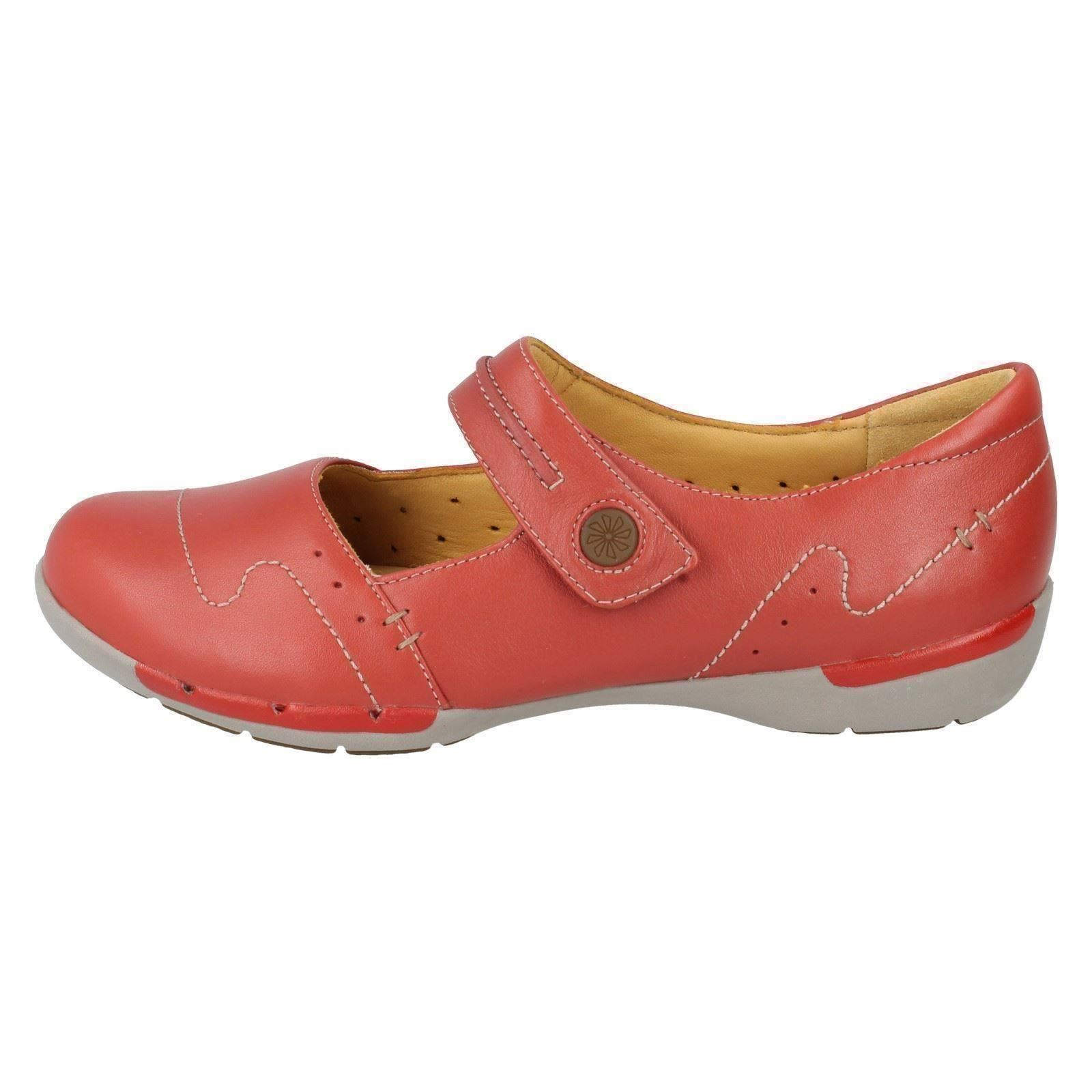Clarks Unstructured Mary Jane Shoes Size