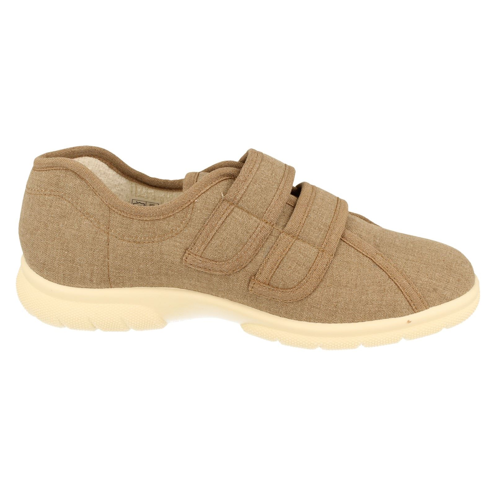 mens db canvas wide fitting shoes style harris w ebay