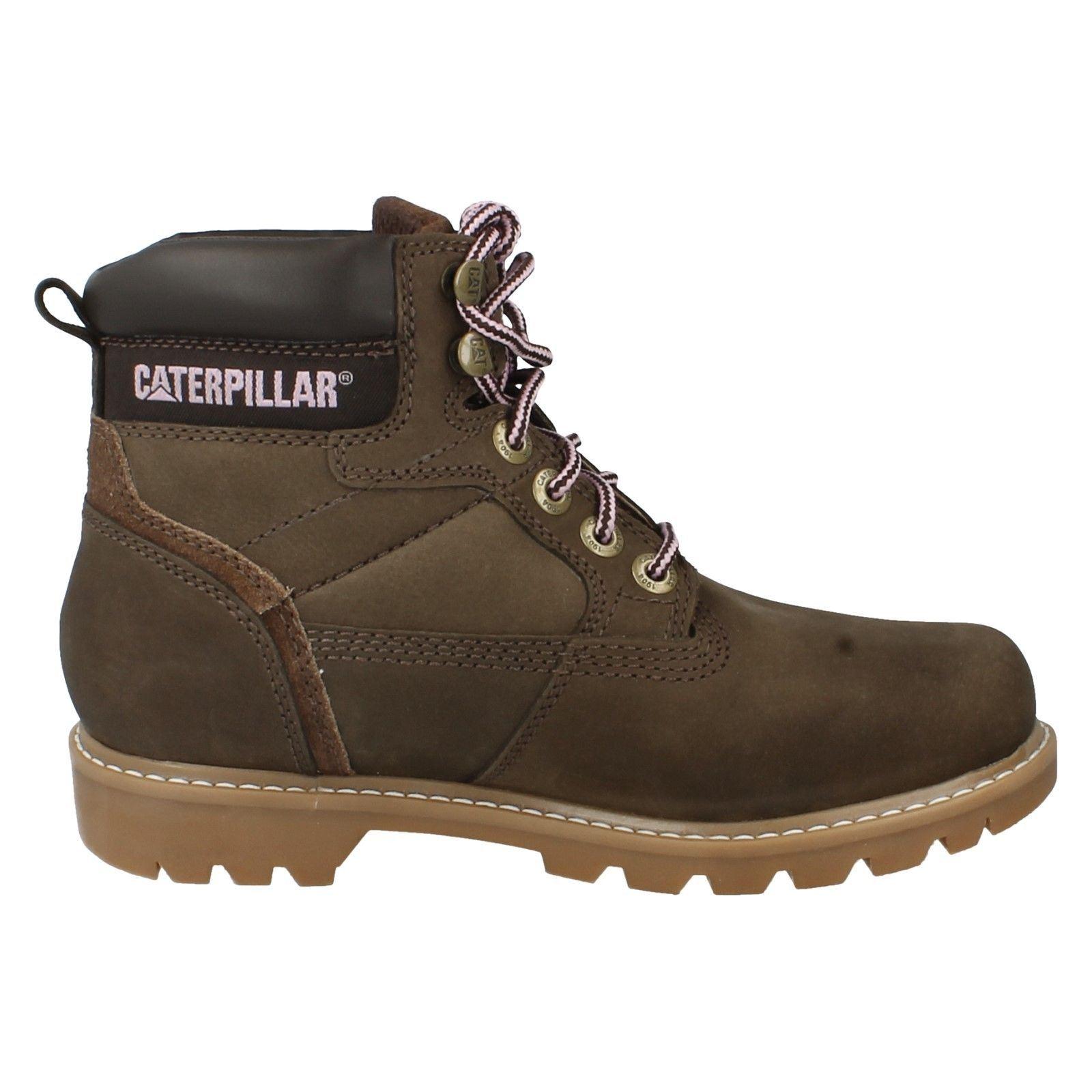 womens caterpillar boots willow ebay