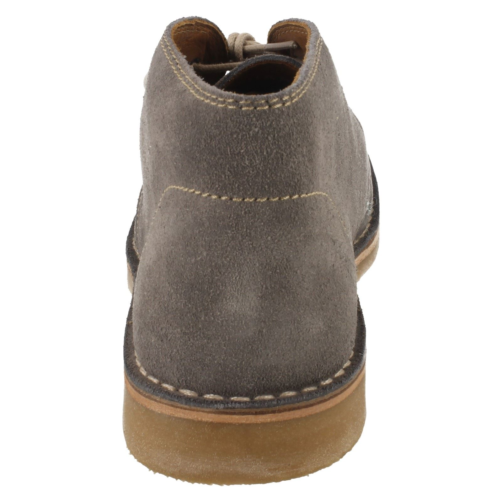 mens loake lace up grey suede ankle boots kalahari ebay