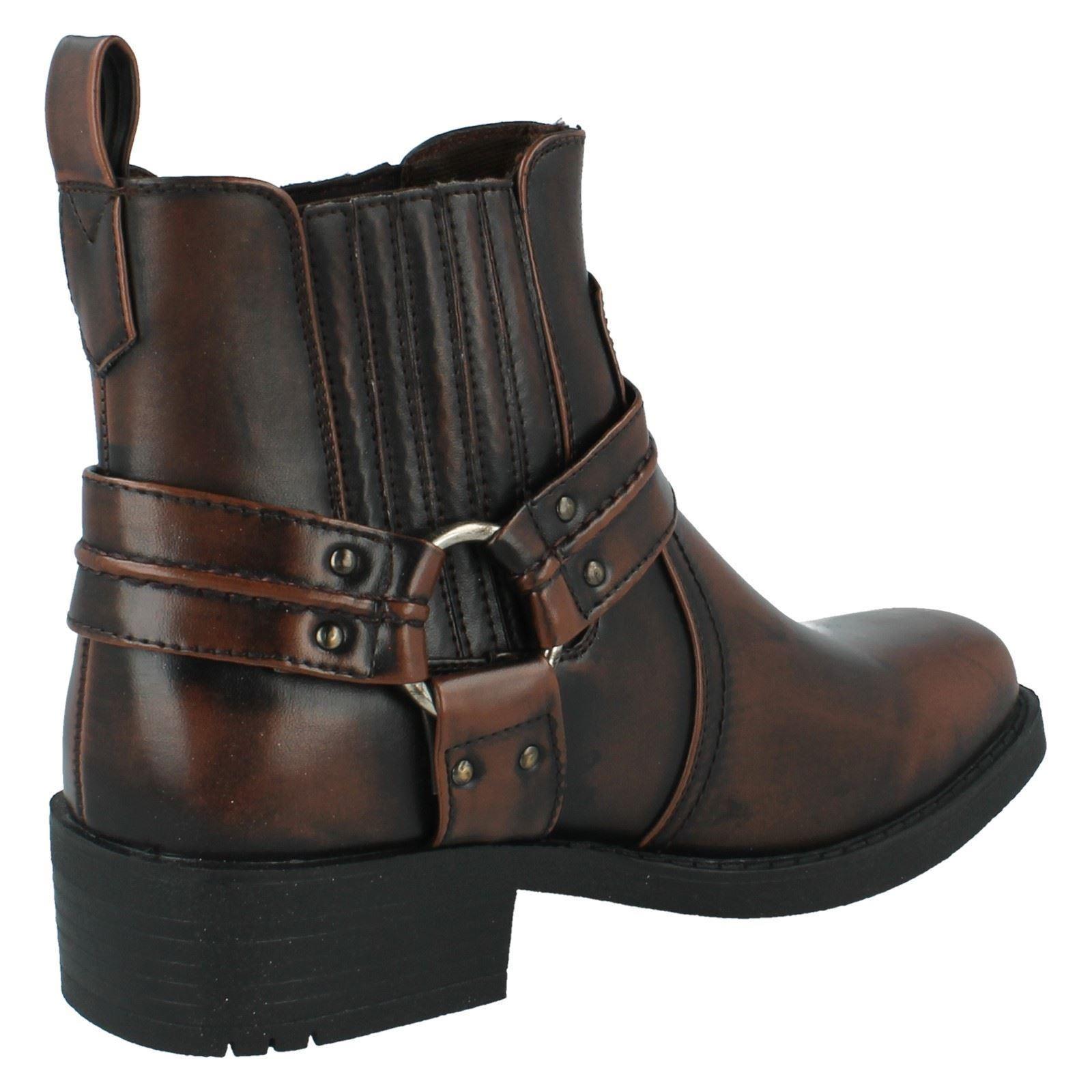 Men's Maverick Ankle Cowboy Boots Style - A3027 | eBay