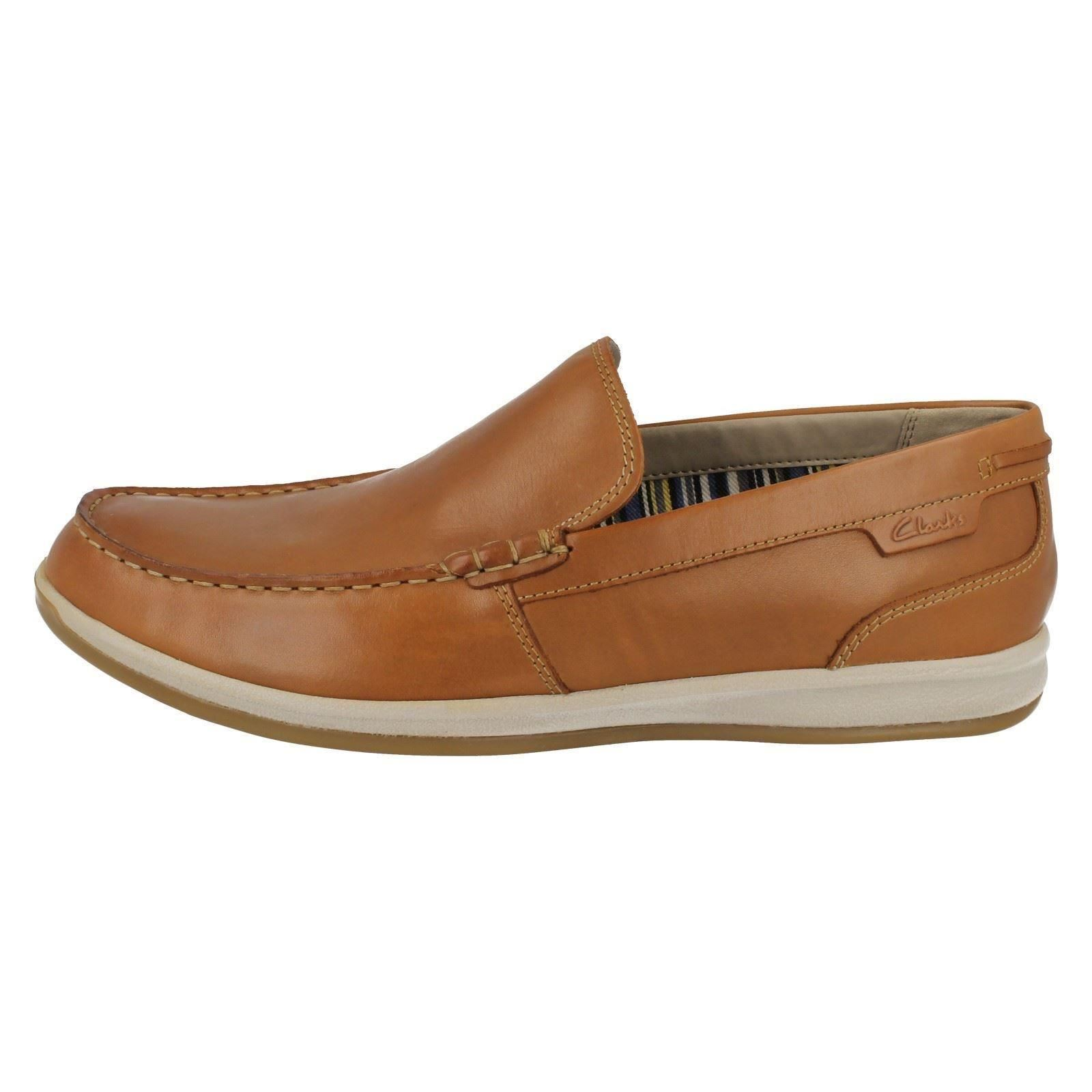 s clarks moccasin style casual shoes the style