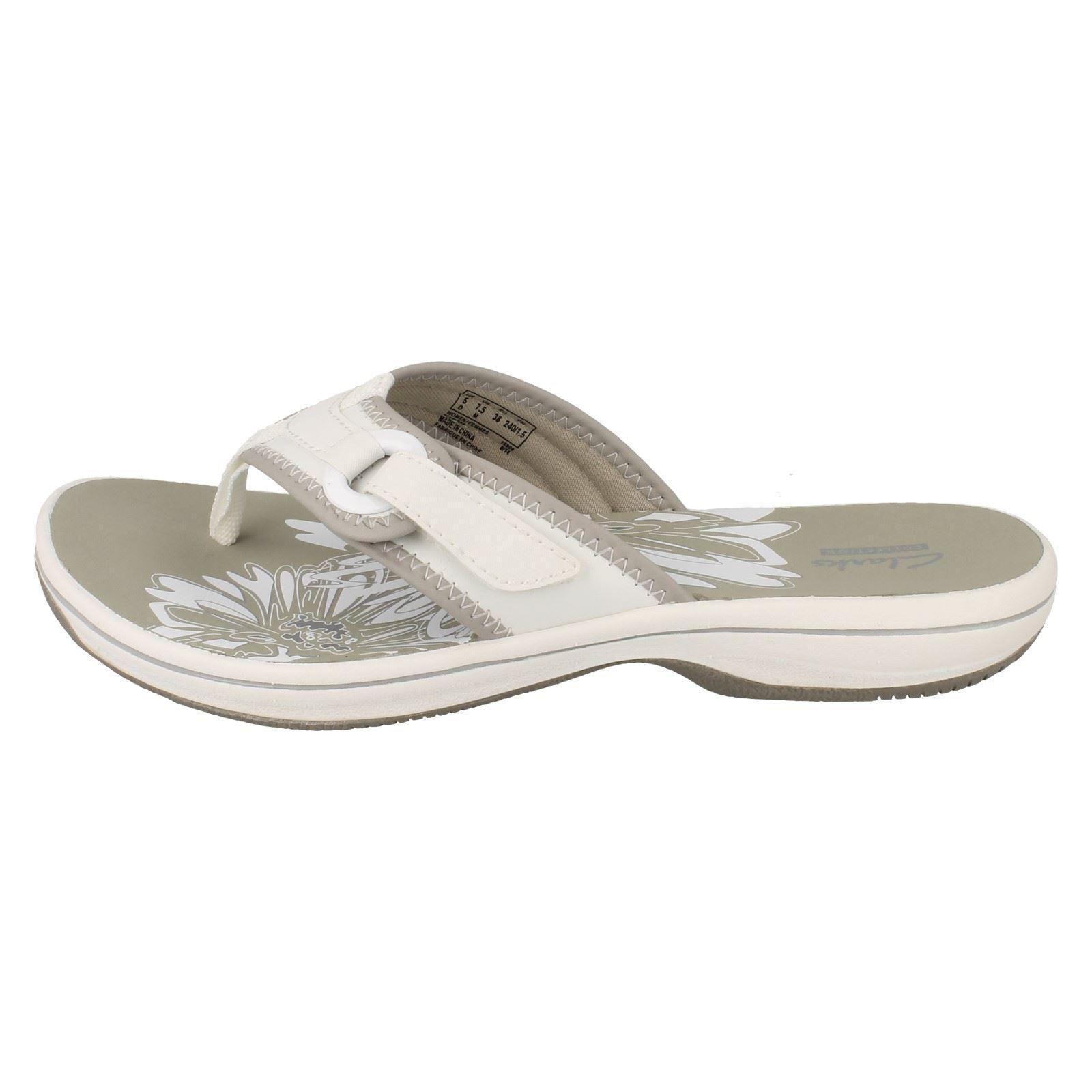 630c6906c Ladies Clarks Flip Flops Brinkley Mila £30.00
