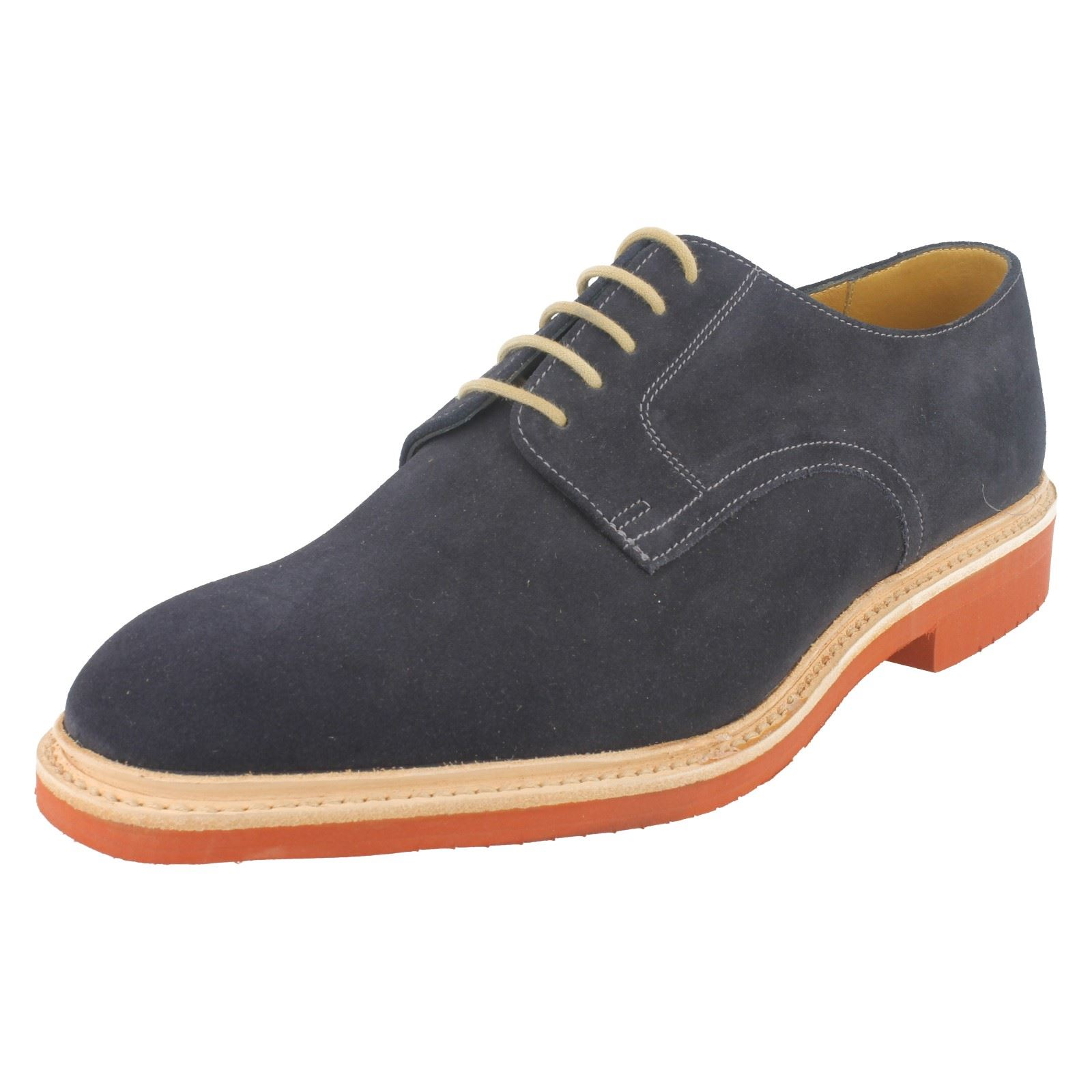 Mens Smart Casual Shoes Brown