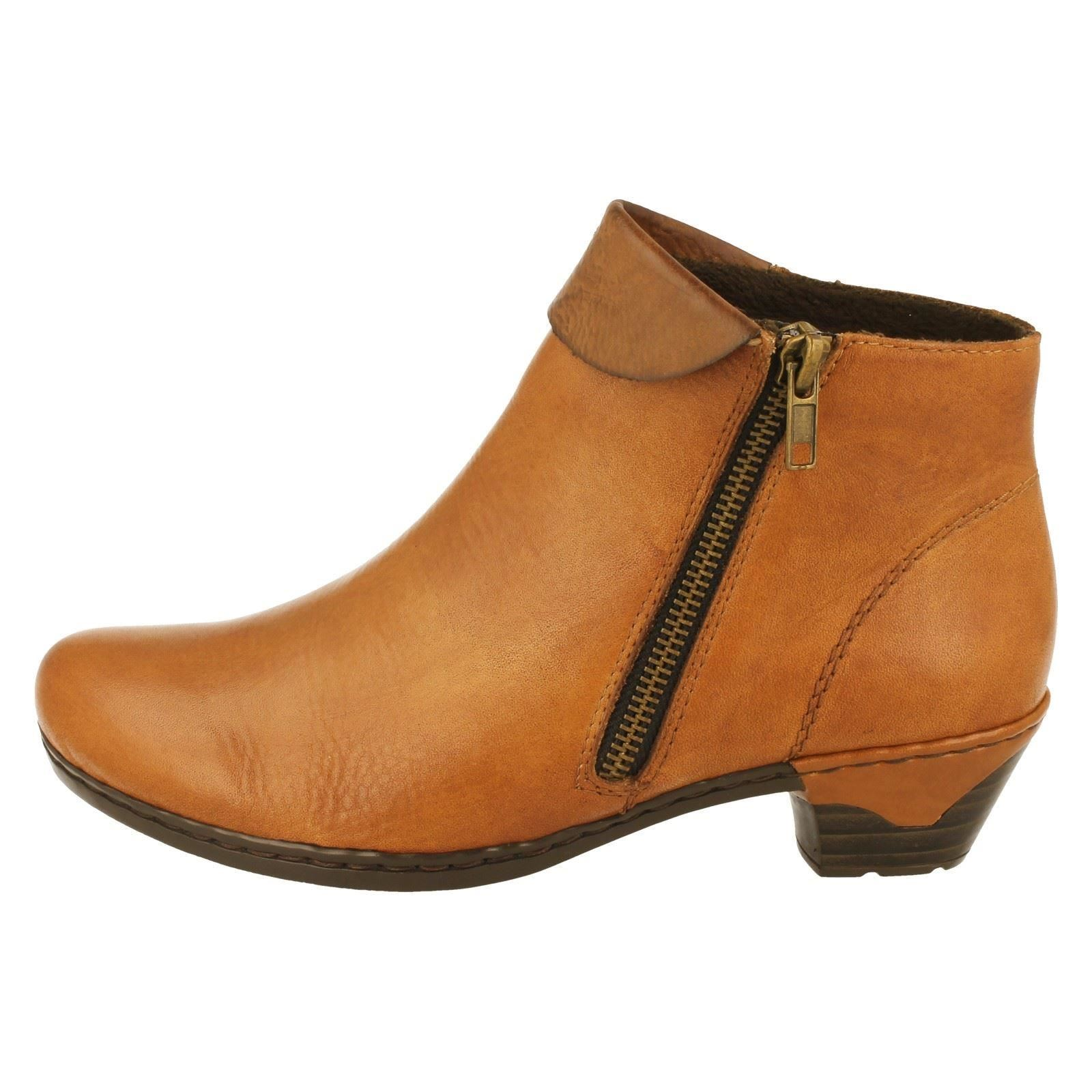 Ladies Rieker Boots The Style 76961-W