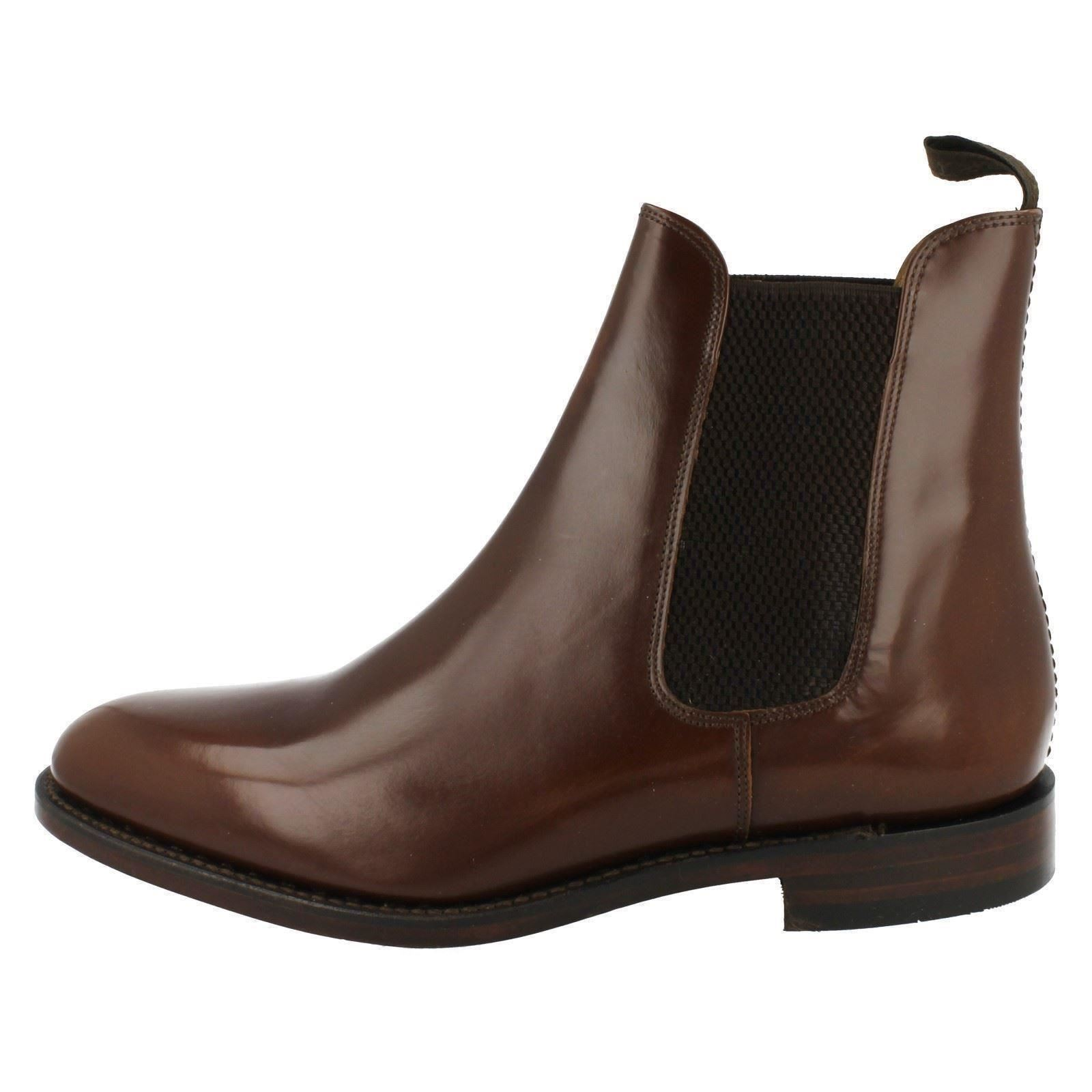 mens loake slip on ankle boots label 290 ebay