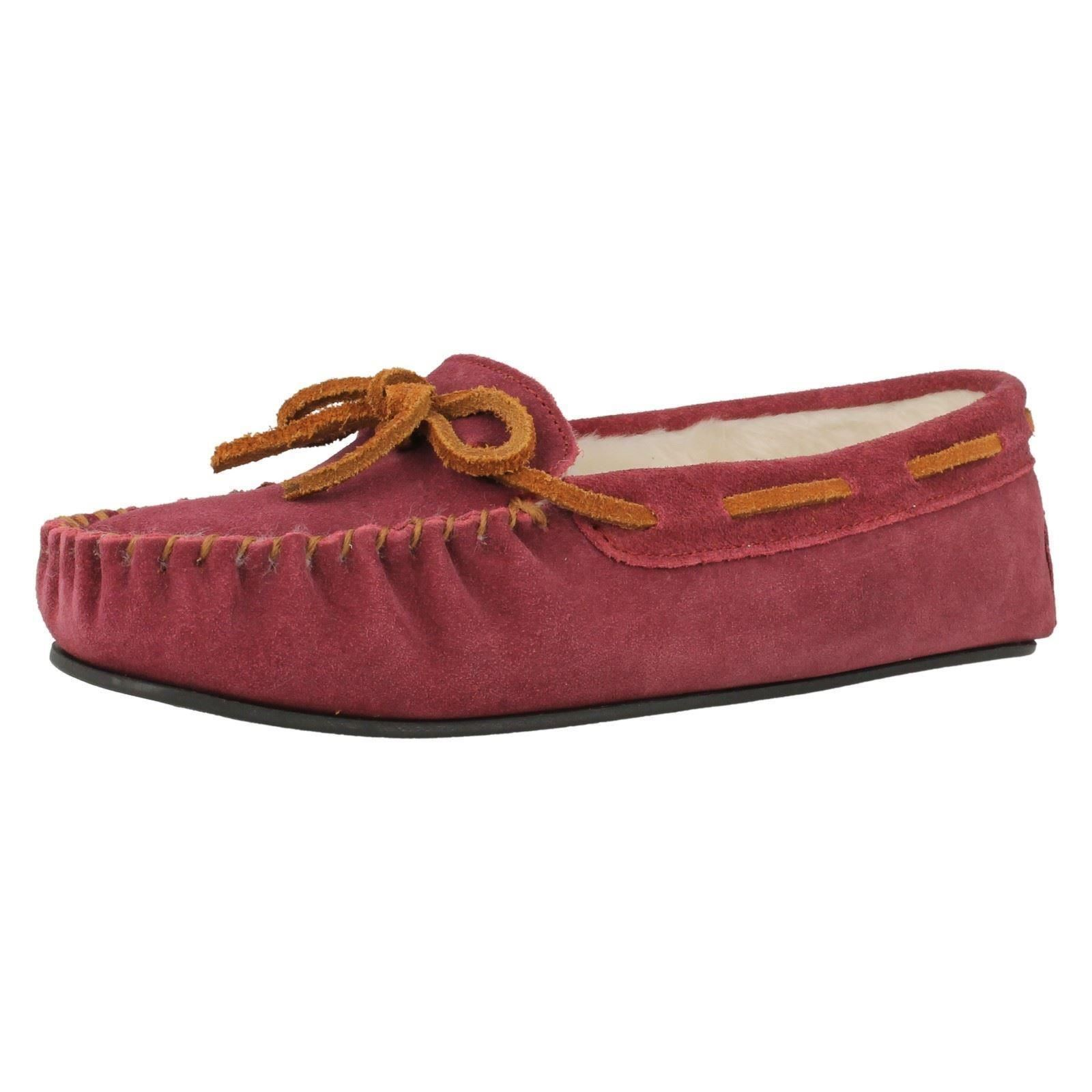 Clarks Shoes Ladies Moccasins