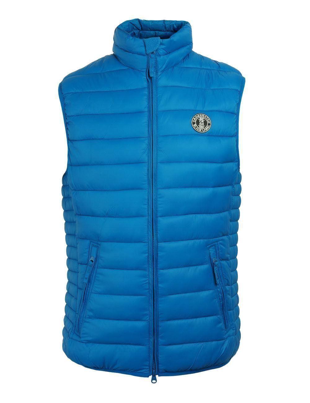 bnwt mens crosshatch full zip hooded gilet bodywarmer 039 boxhill 039