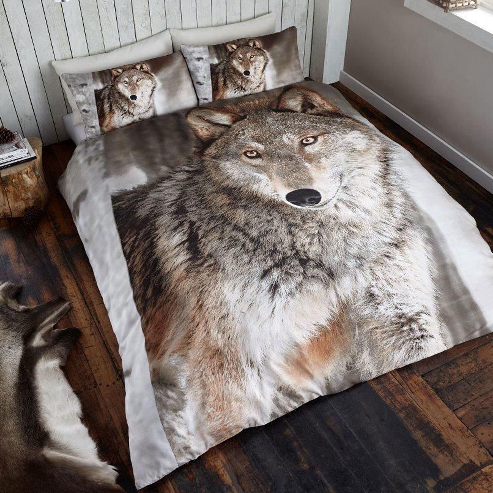 3d copripiumino animale stampato trapunta federe per - Amici di letto chat ...