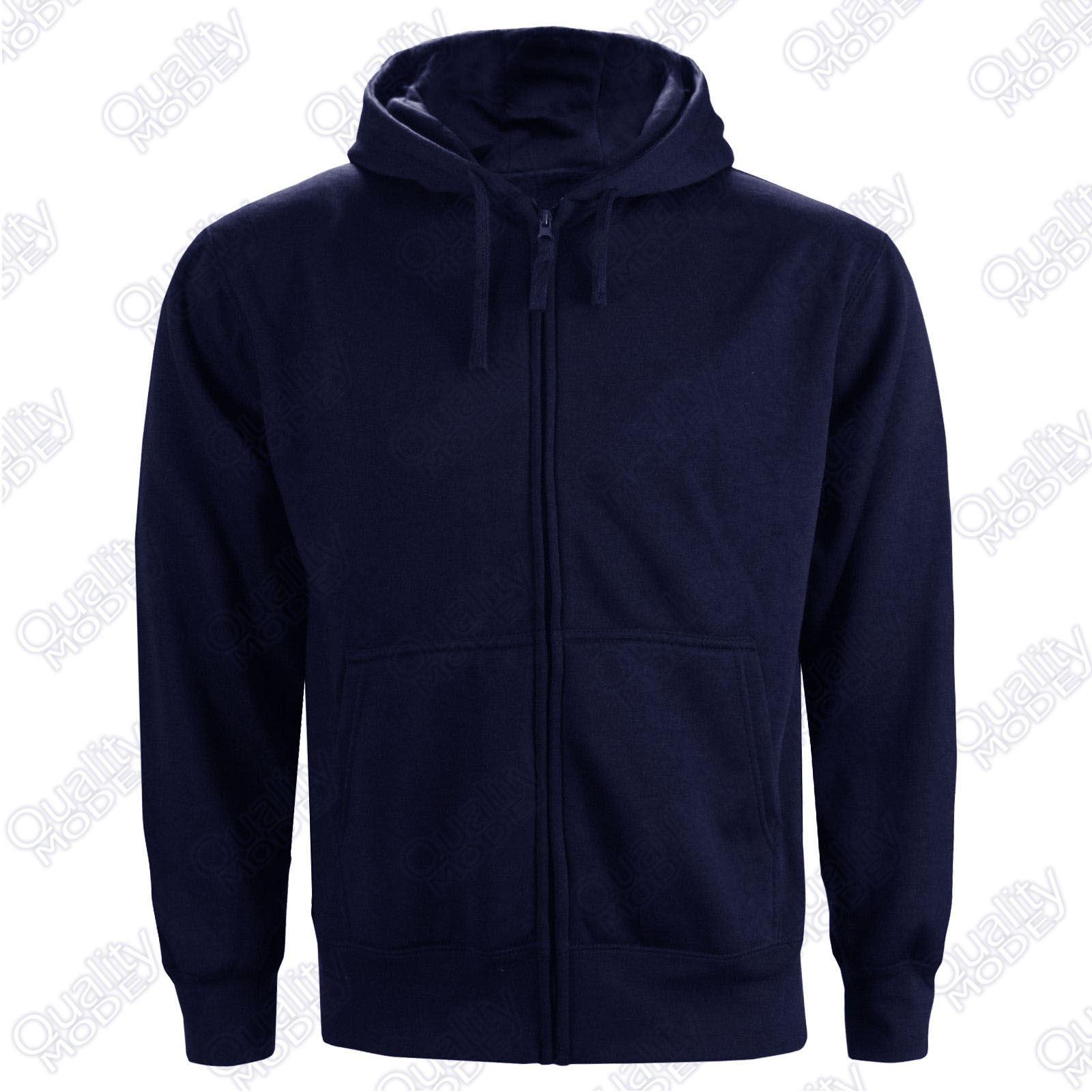 Mens wool hoody
