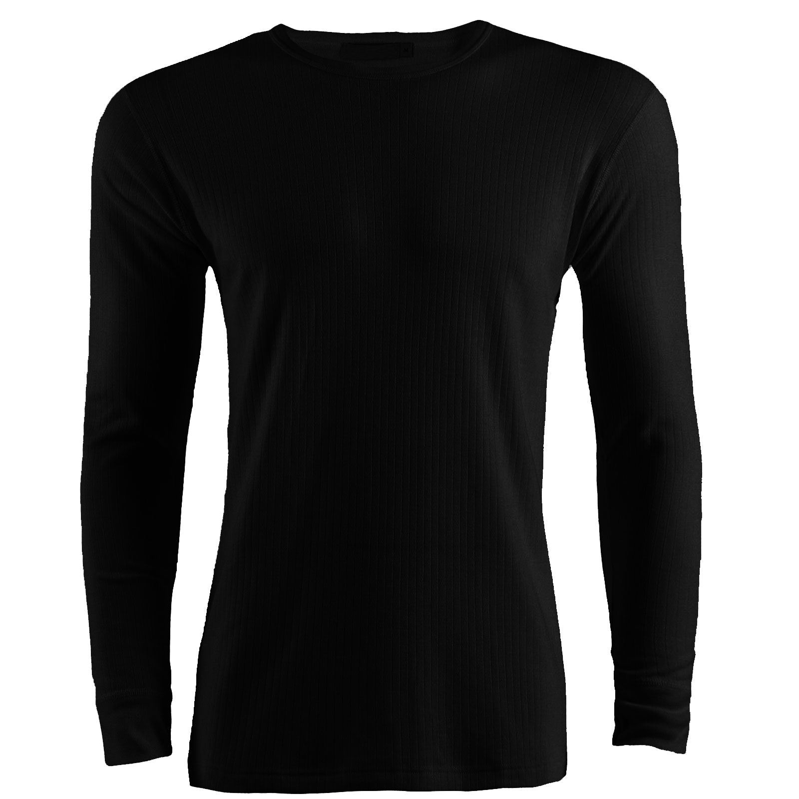 Mens Thermal T Shirt Warm Winter Vest Base Layer Top Long: thermal t shirt long sleeve
