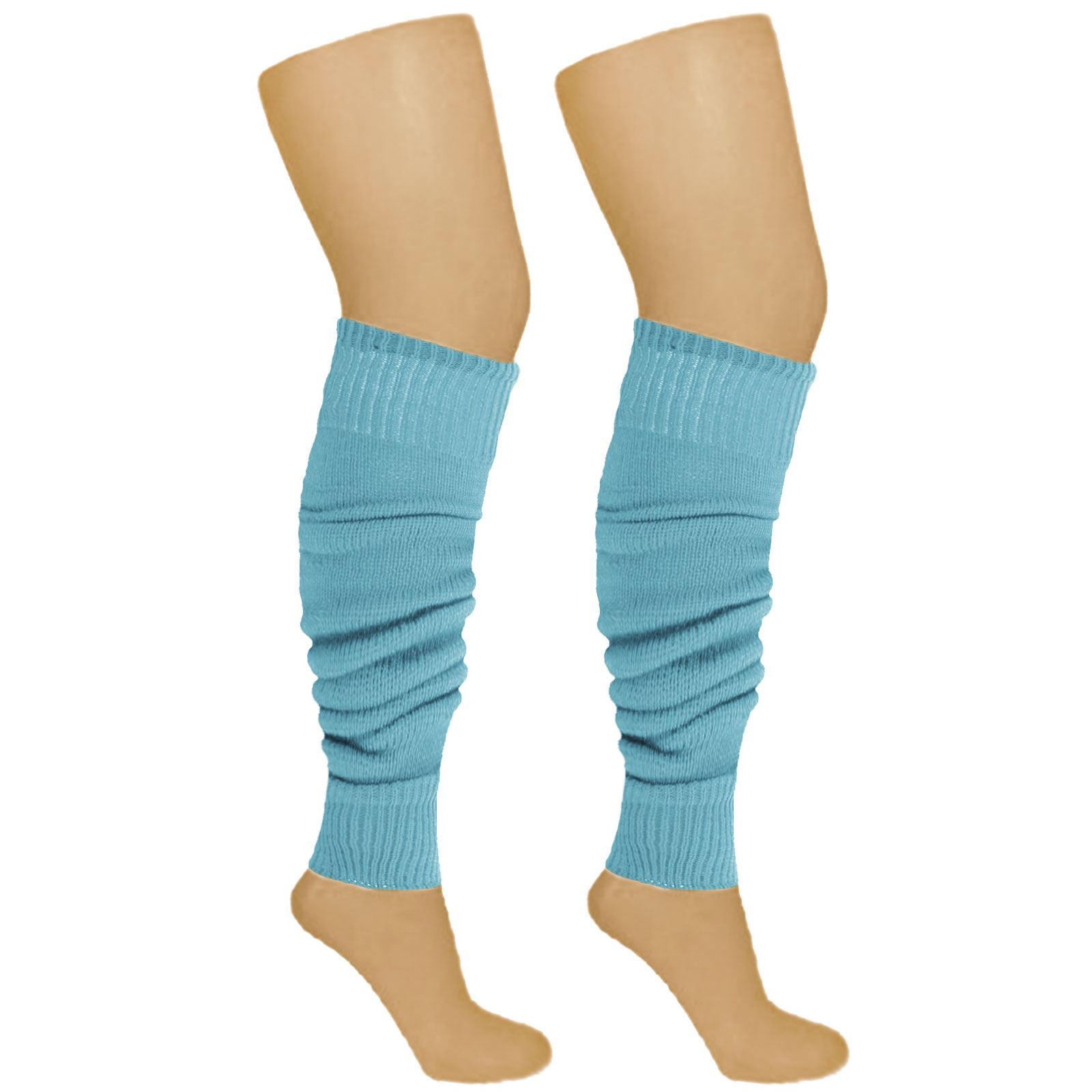 While you may like the stylish look leg warmers give off, they're perfect for cold weather commuting to the gym, dance class, and more.