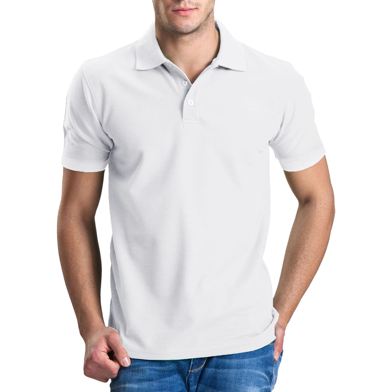 Mens polo shirt striped short sleeve top t shirt tees for Mens collared t shirts