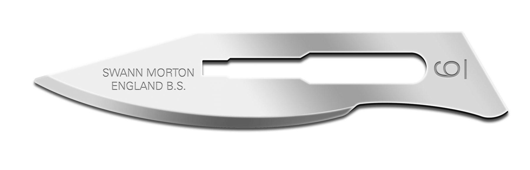 Genuine swann morton sterile red box scalpel blades for Swann morton craft knife