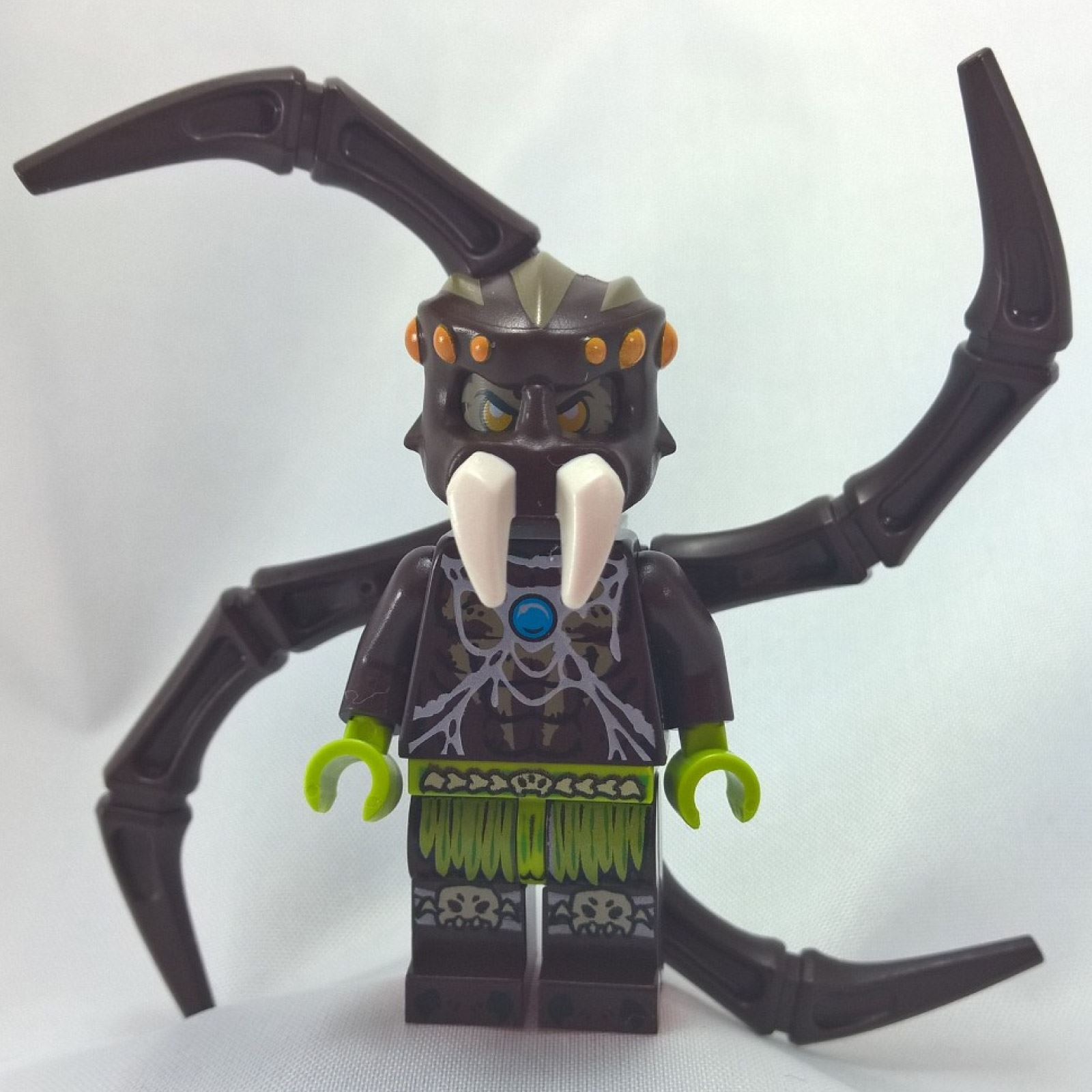 Lego Legends of Chima - Spider Scorpion & bat tribe ...