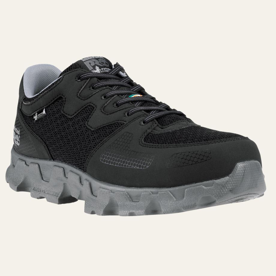 Timberland PRO Shoes Mens Powertrain Safety Toe ESD Work ...