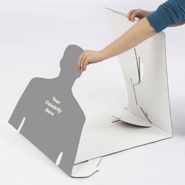 life size cardboard cut   eBay