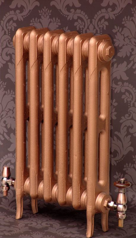 The Quot Victoria Quot 2 Column 660mm High Cast Iron Radiators 3