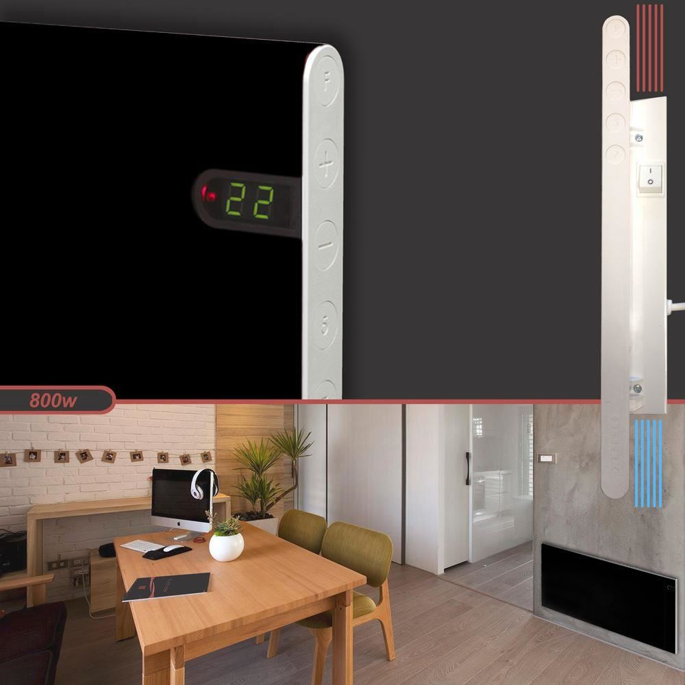 nova live amp adax designer electric panel heaters - Designer Electric Wall Heaters