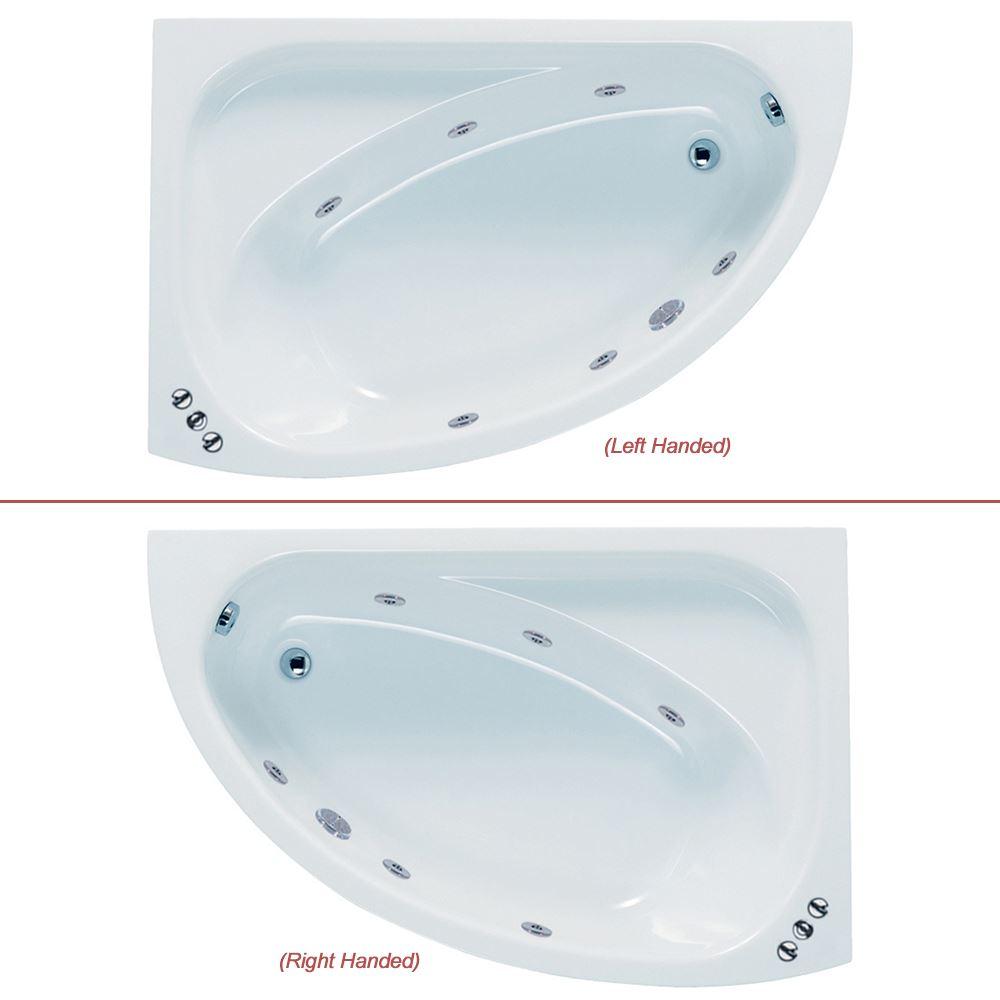 Shower Screens For Corner Baths