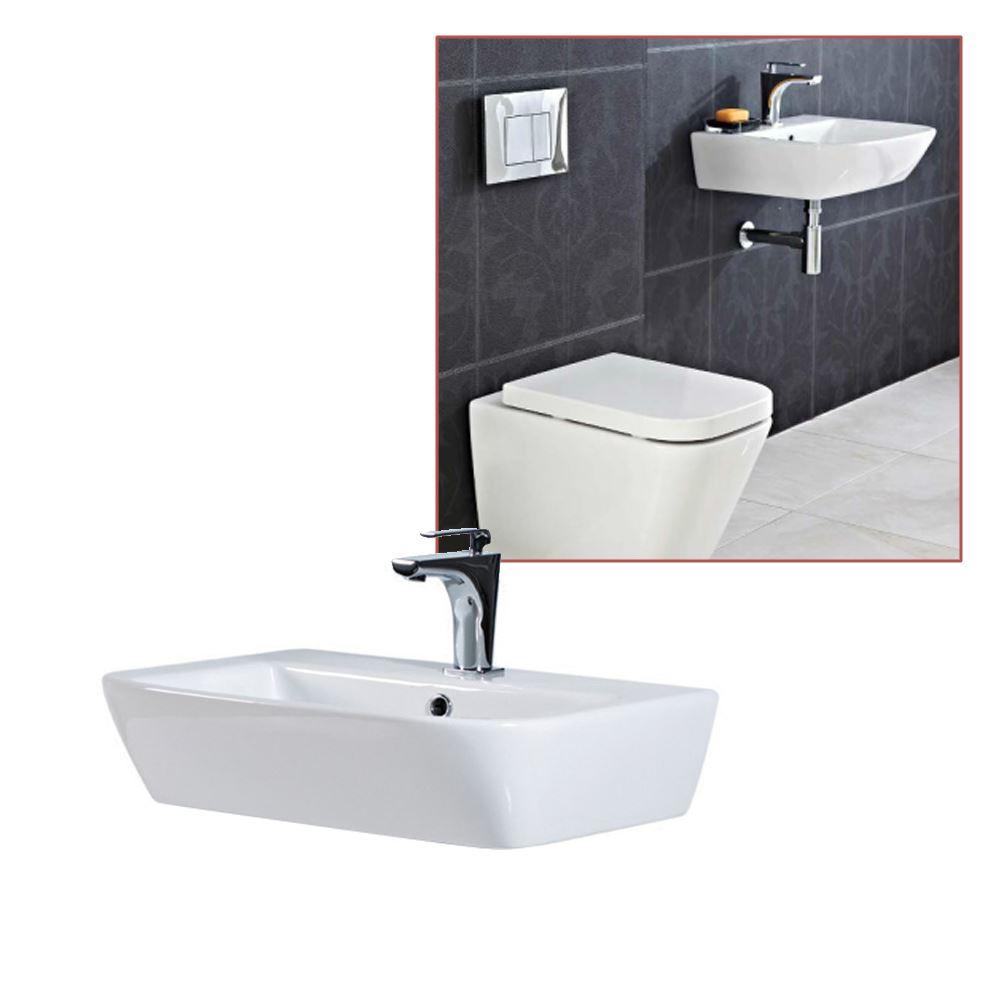 Adagio Designer Bathroom Ceramic Sanitaryware Range Inc Basins Toilets Wc Ebay