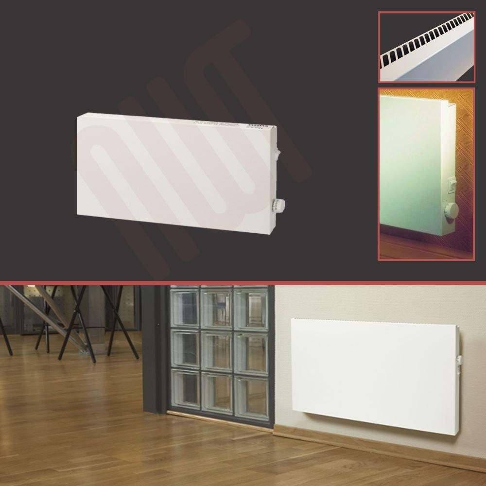 Adax Vp10 Amp Nova Live White Electric Panel Heaters Wall