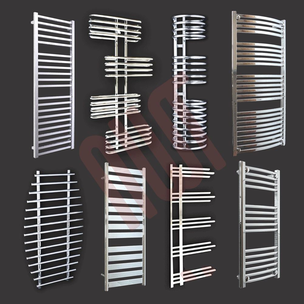 HUGE SALE Designer Heated Towel Rails Warmers Bathroom ...