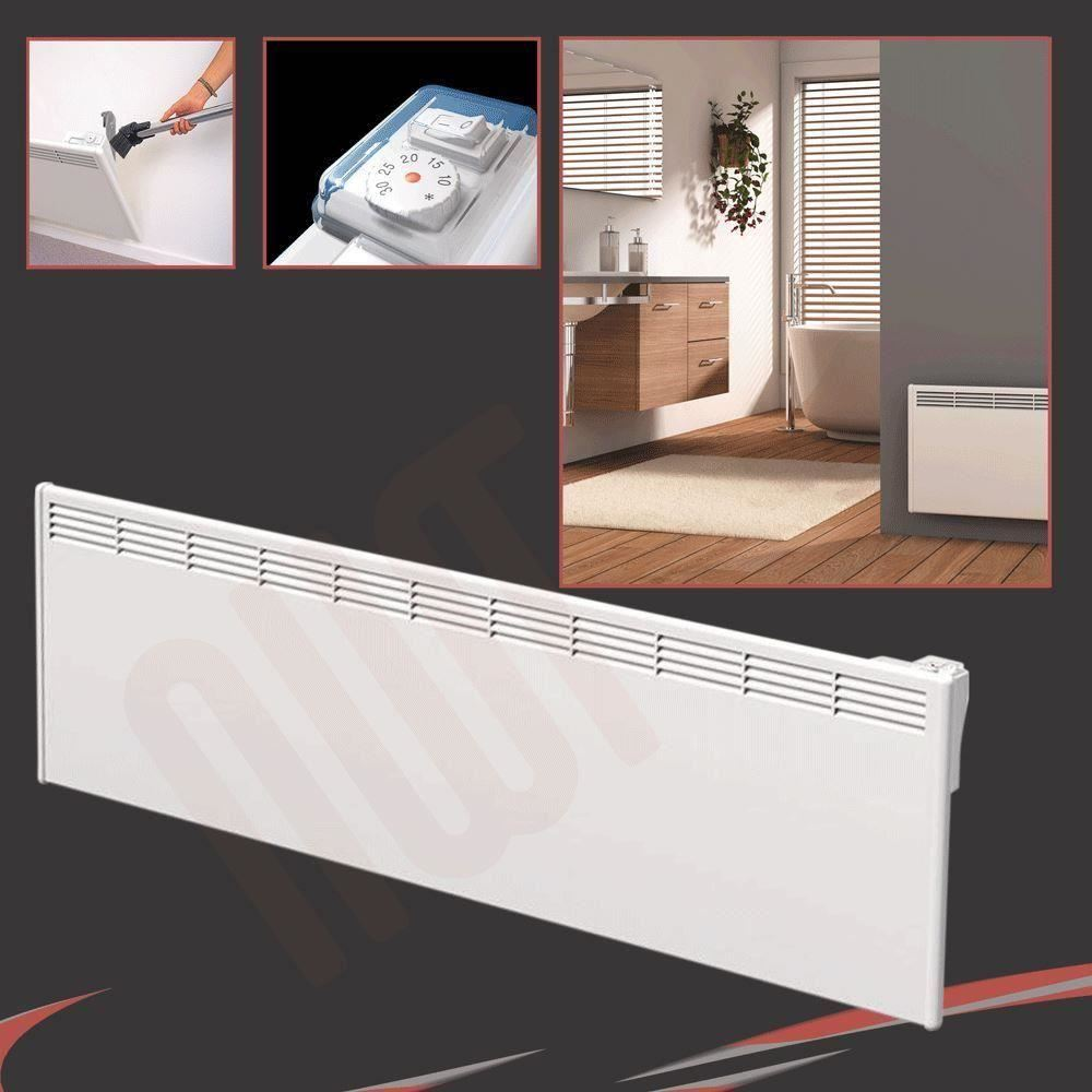 Beha Electric Convector Panel Heaters Electric Panel