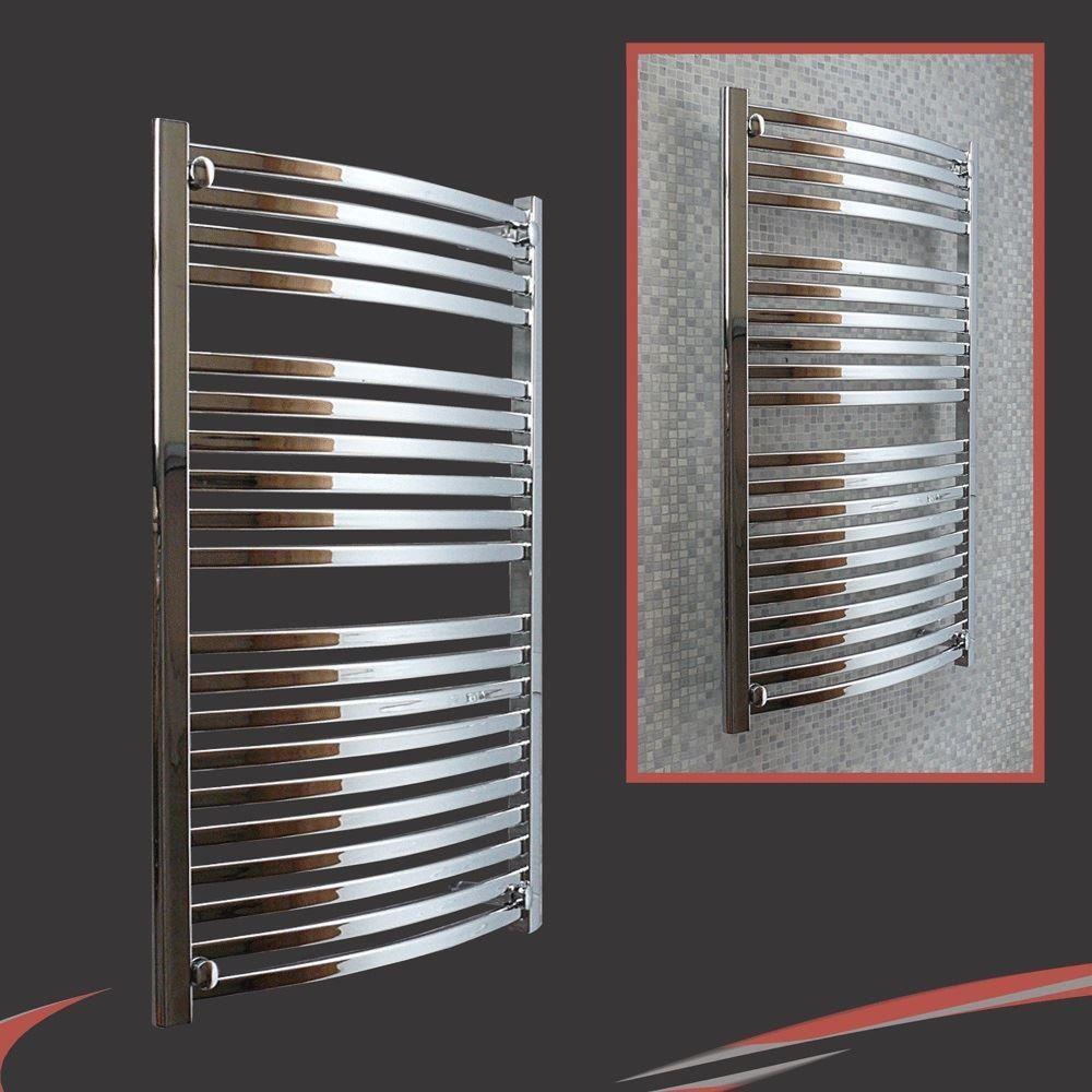 Electric Towel Rails: HUGE SALE Designer Heated Towel Rails Warmers Bathroom