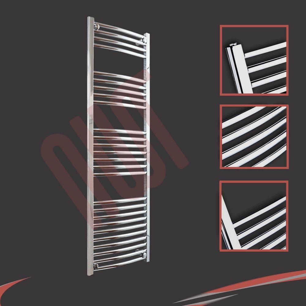 badheizk rper bad heizk rper gerade gebogen chrom weiss mm w x mm h ebay. Black Bedroom Furniture Sets. Home Design Ideas