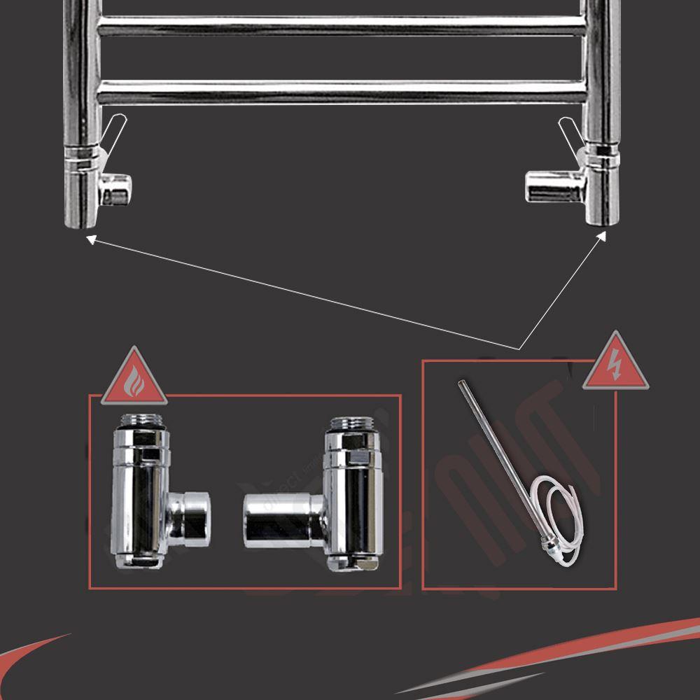 dual fuel valve conversion kits for bathroom heated towel. Black Bedroom Furniture Sets. Home Design Ideas
