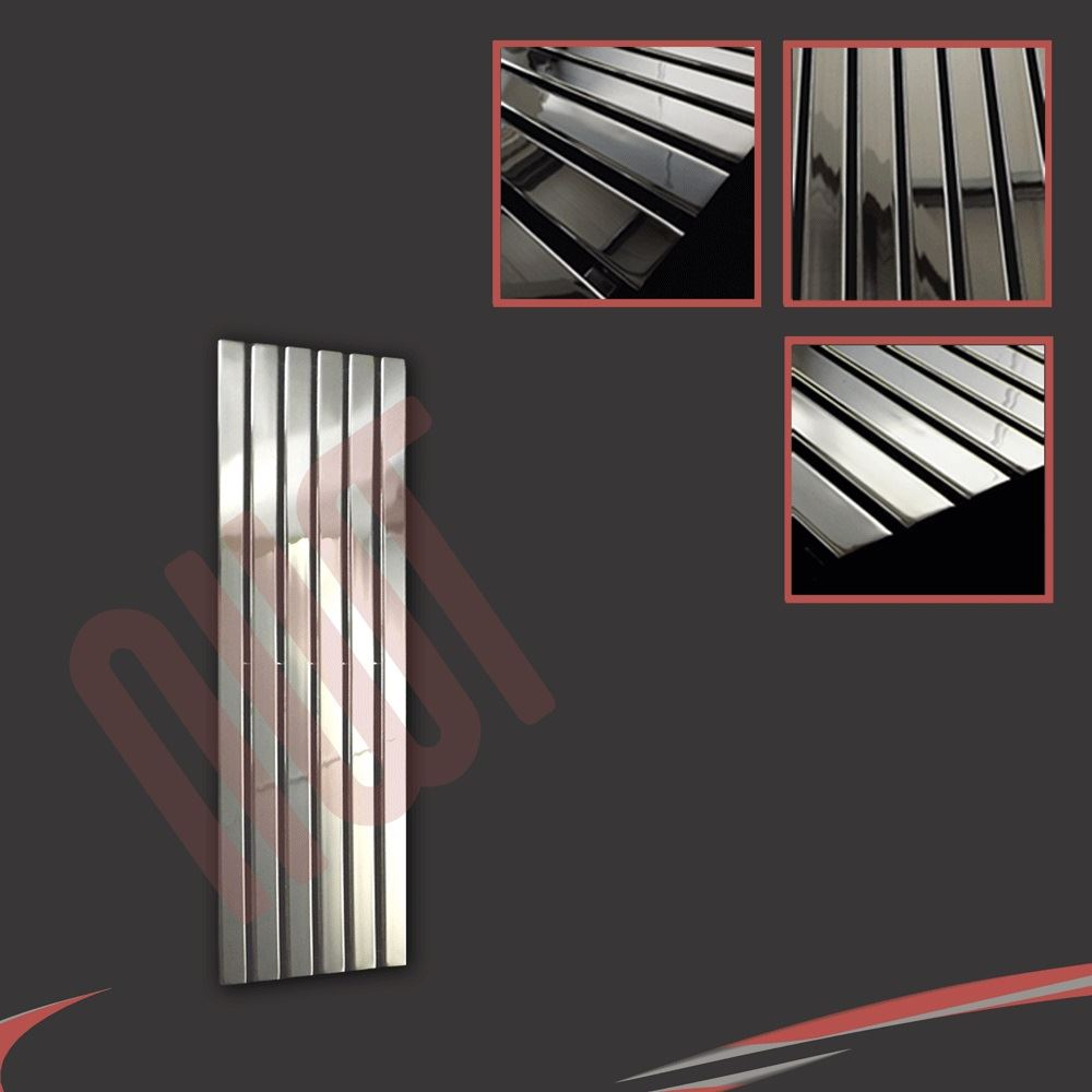 """Corwen"" Vertical & Horizontal Designer Radiators - Low Profile Flat Panels"