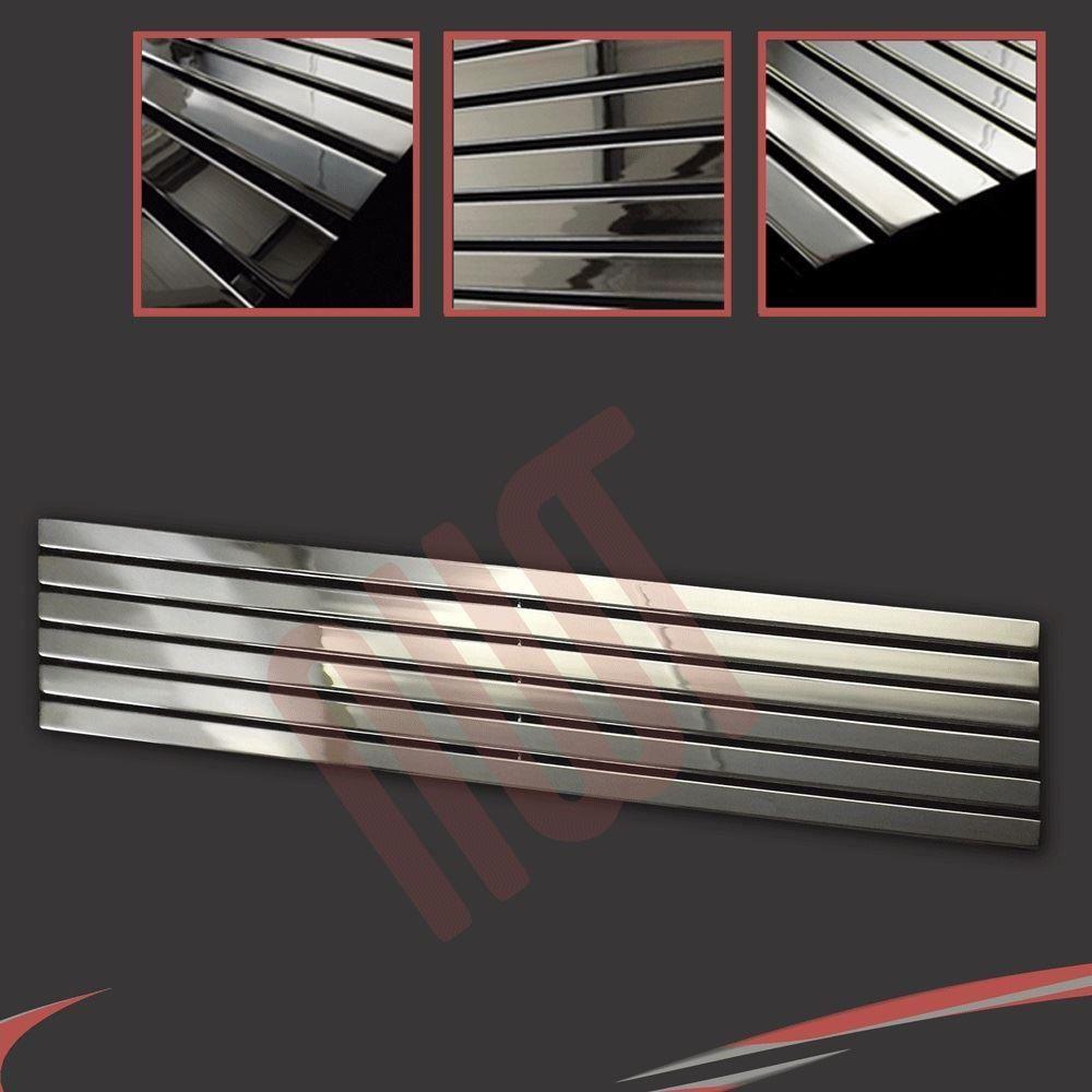 Designer Radiators Oval Tube & Flat Panel Central Heating Rads