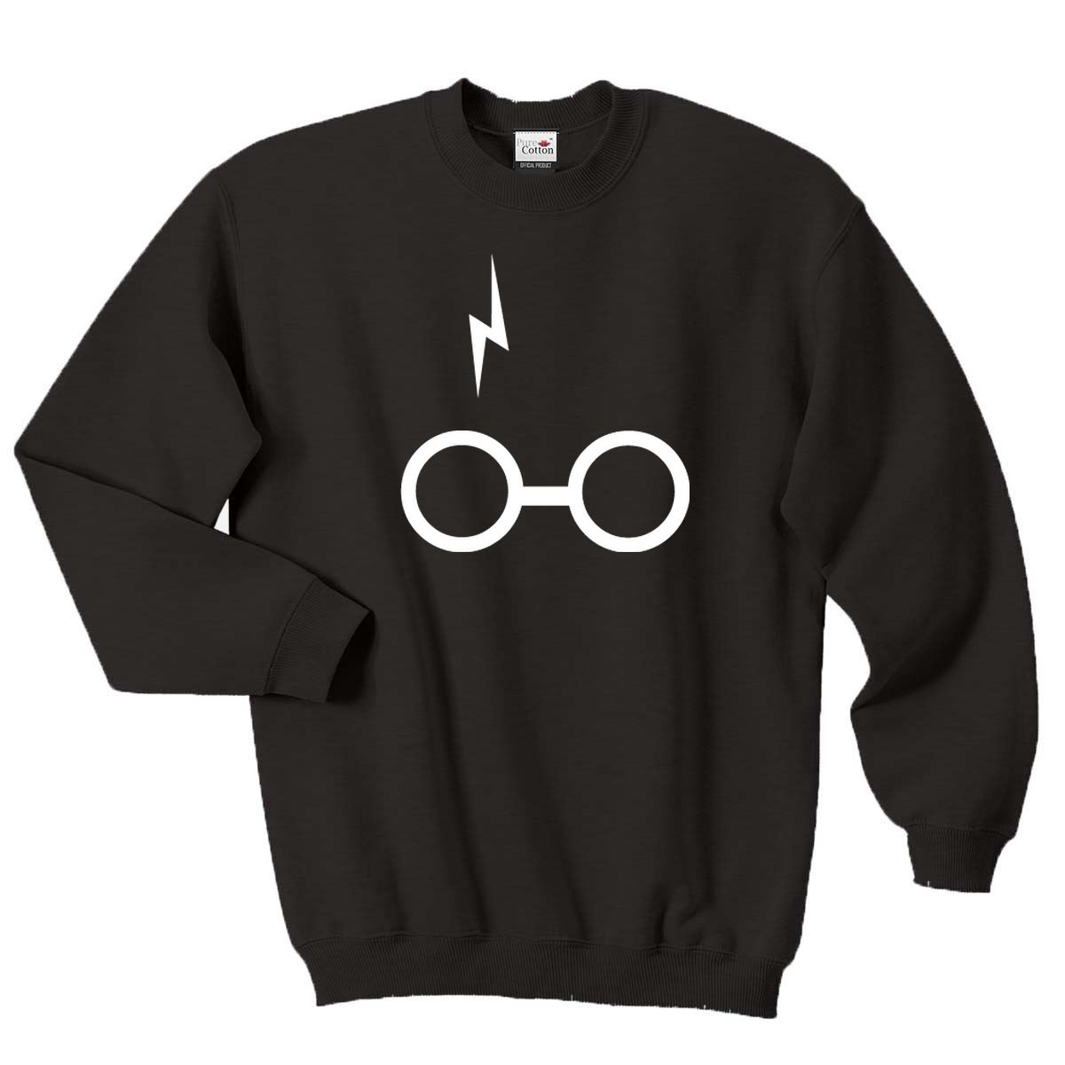 Harry Potter Gles And Scar Premium Quality Sweatshirts