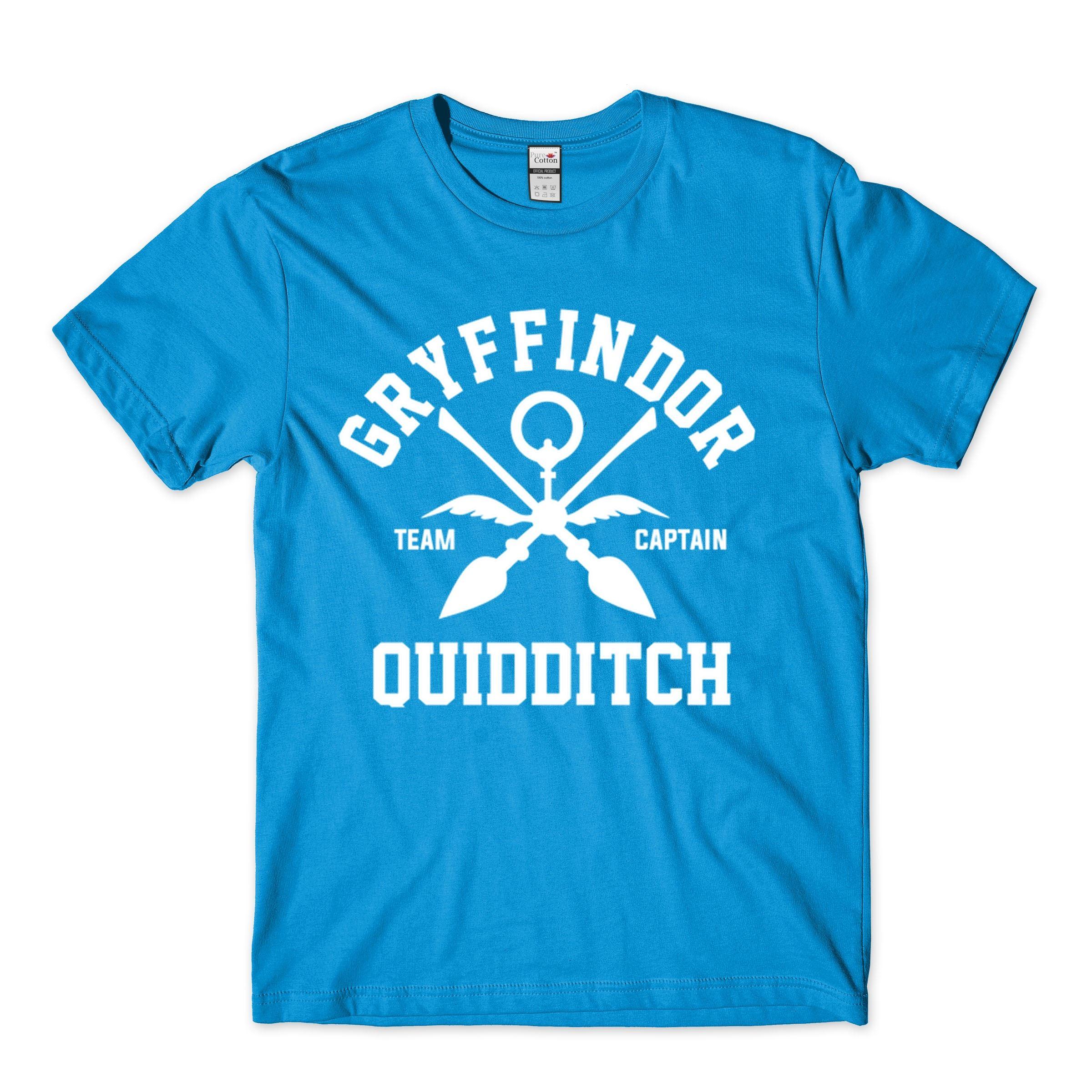 Gryffindor quidditch team captain
