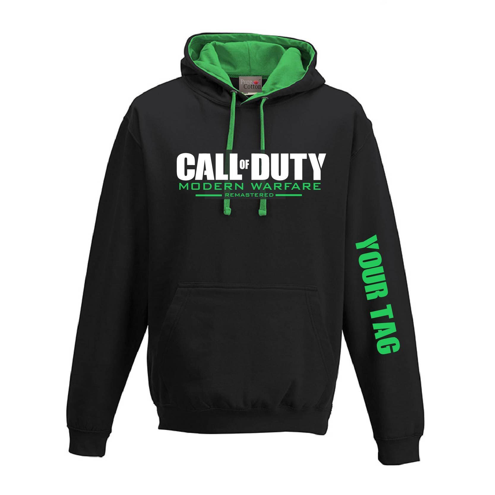 Call of duty hoodies