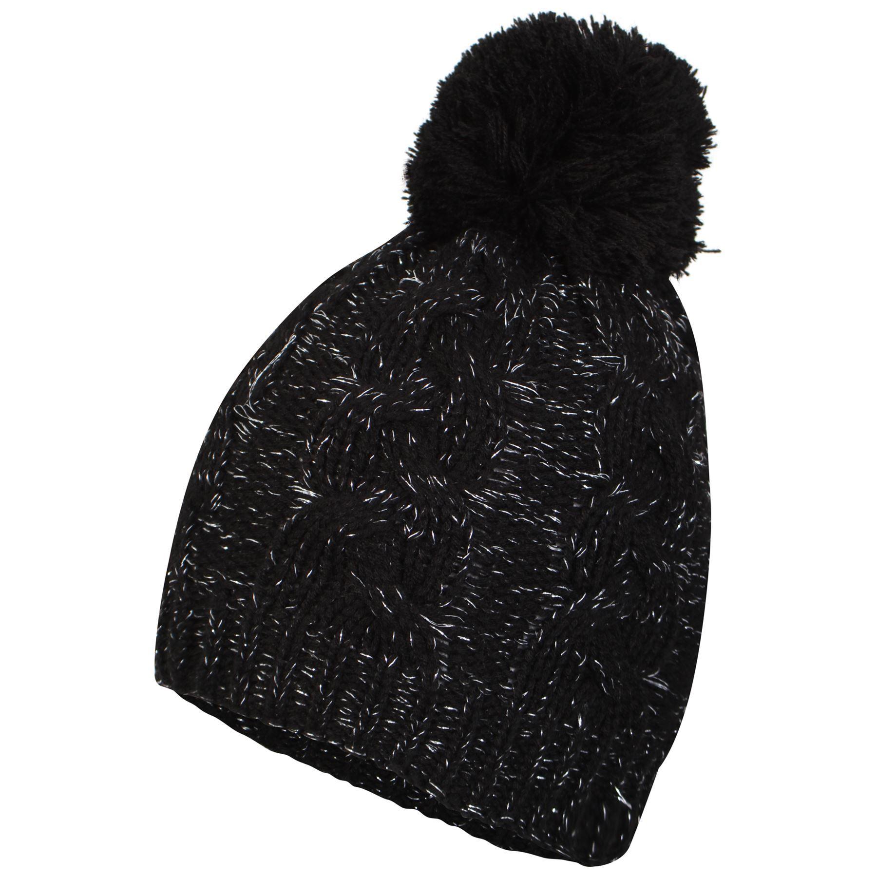 186a347ed91 ... buy women 039 s waterproof thinsulate beanie hat lurex 439d3 e2563 ...