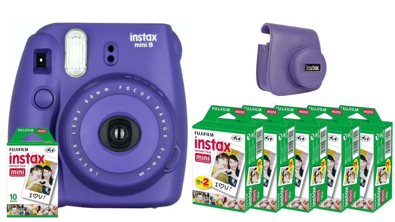 fujifilm instax mini 8 instructions