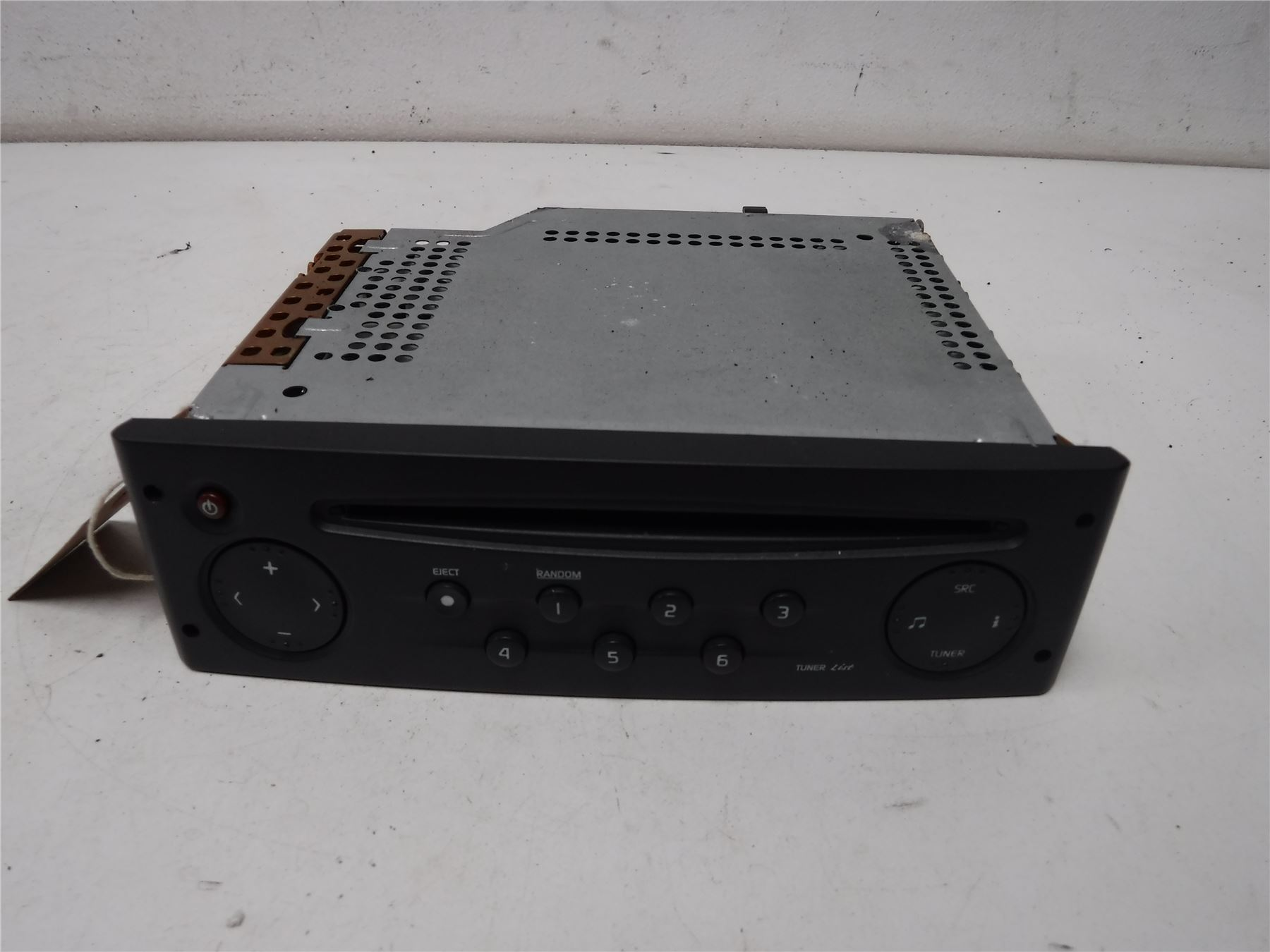 renault clio mk2 ph2 2001 2006 cd player radio ebay. Black Bedroom Furniture Sets. Home Design Ideas