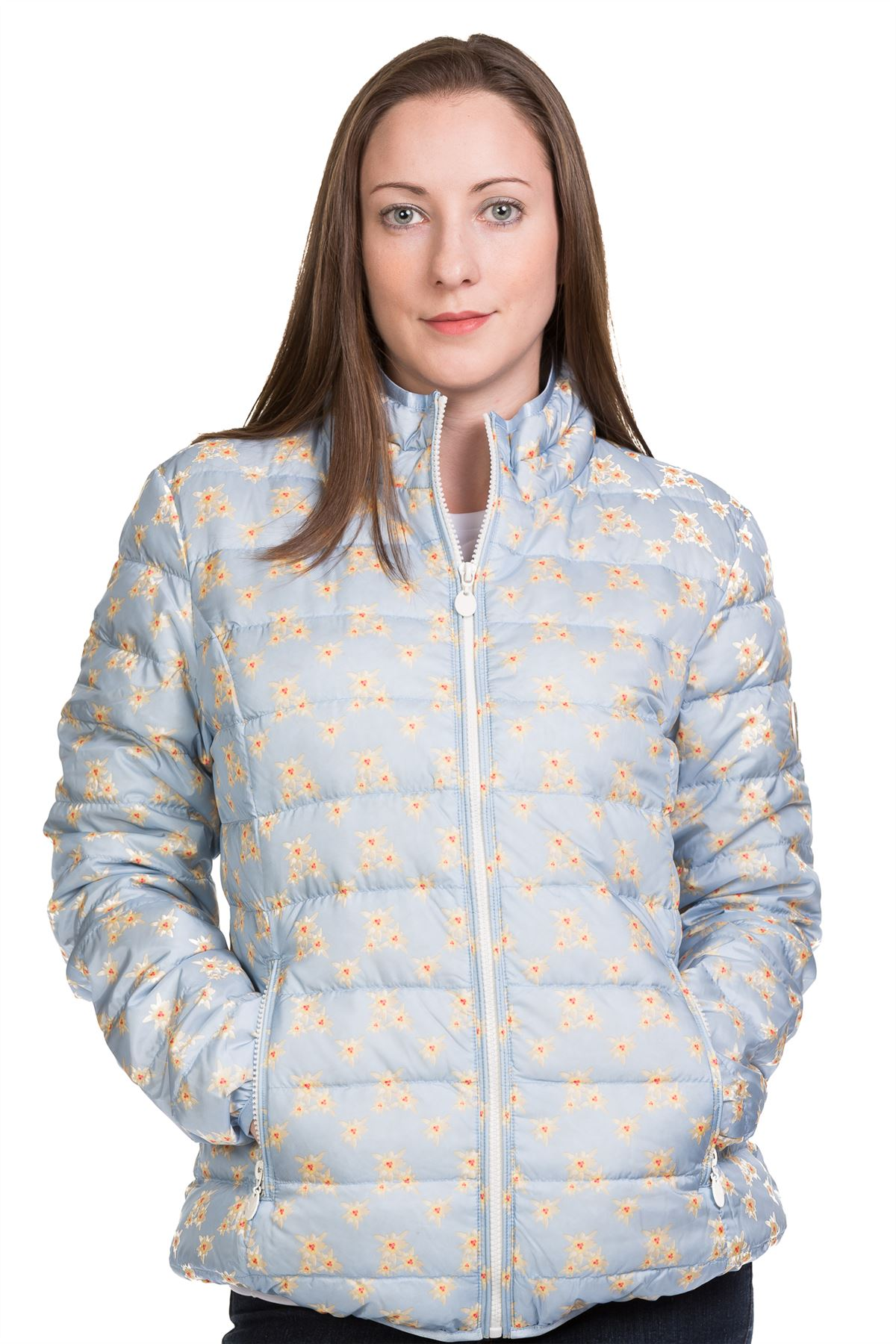 As documented in a recent PETA expos Once considered no longer profitable to the down feather industry, these birds are thrown into crates for a grueling journey to the slaughterhouse, where they're hung upside down and killed for their flesh or for foie gras. Women's Rubicon Jacket by Patagonia. Stay toasty sans feathers in this.
