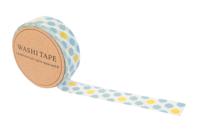 Masking washi decoration paper tape 15mm x 10m gift wrap self adhesive - Decoration masking tape ...