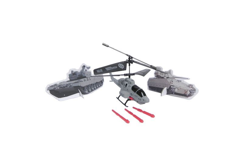 new radio remote control rc stealth flyer helicopter fires
