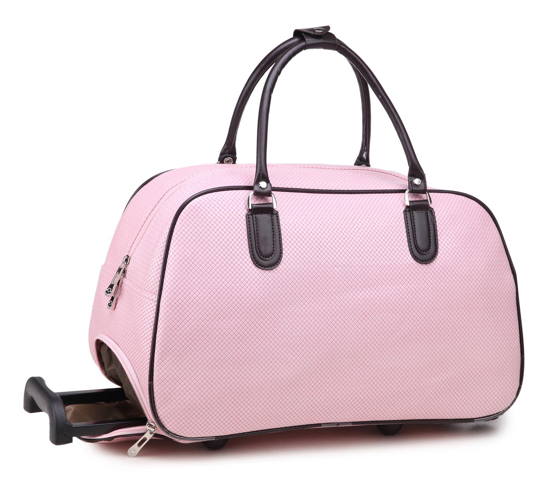 Big Handbag In Flight Holiday Travel Holdall Hand Luggage Weekend ...