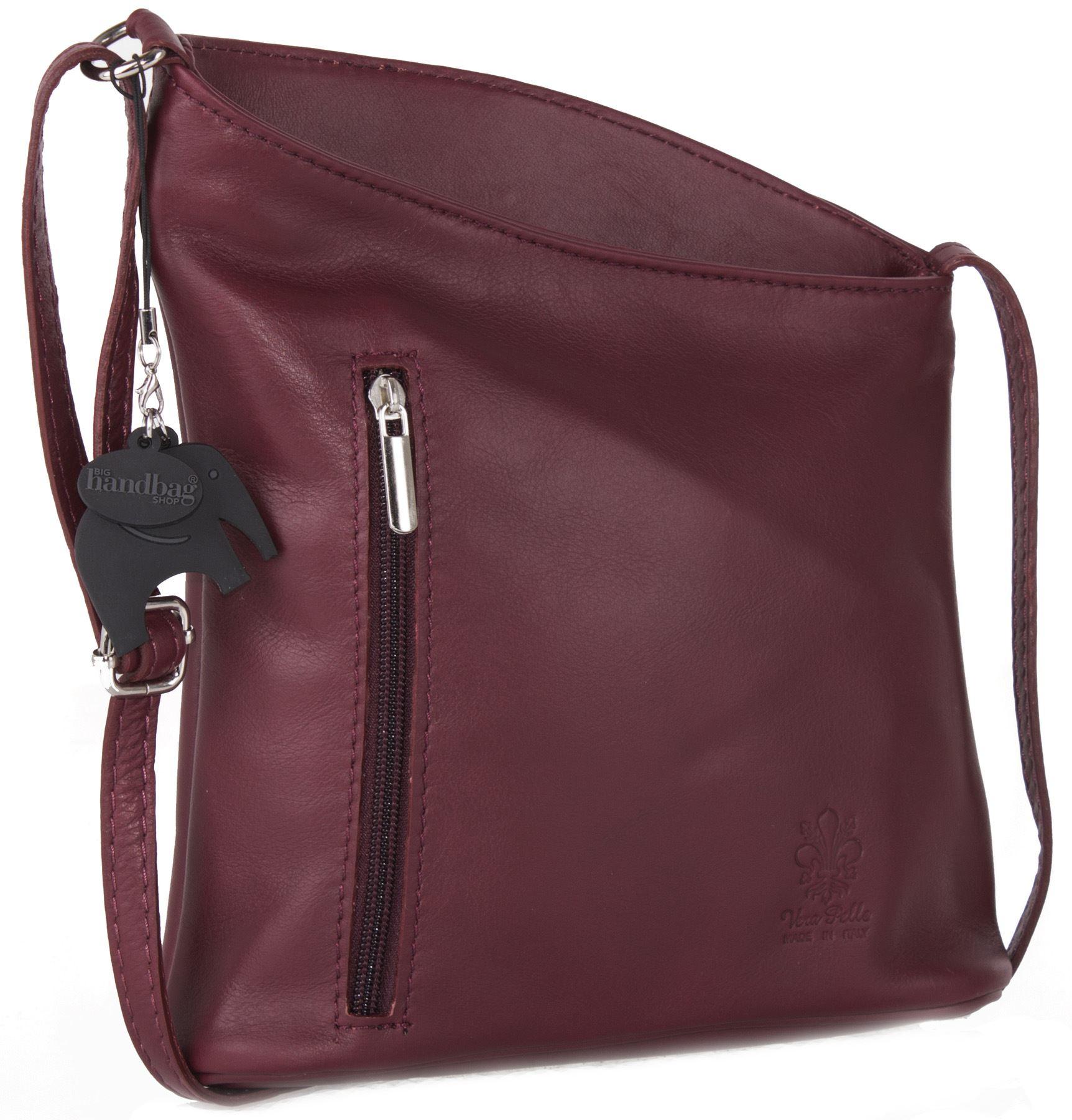 Handbag Womens Small Genuine Soft Italian
