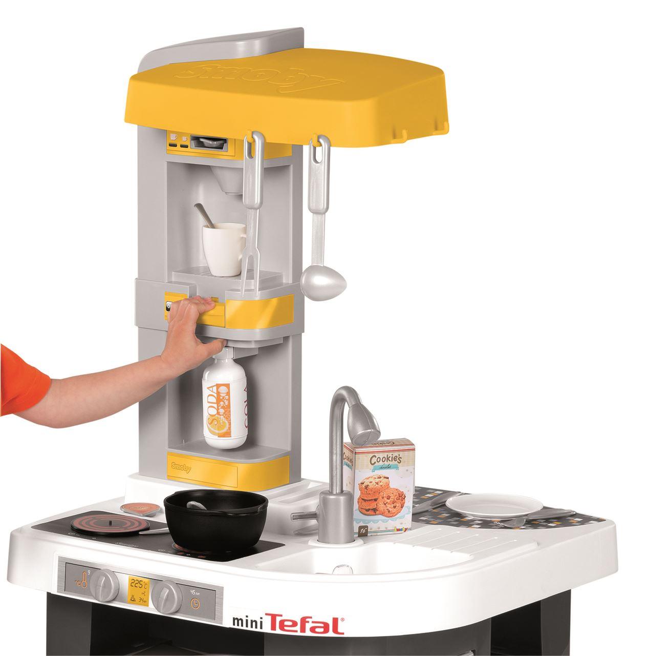 Kuchnia tefal mini zdob d najnowsze for Kitchen set zabawka
