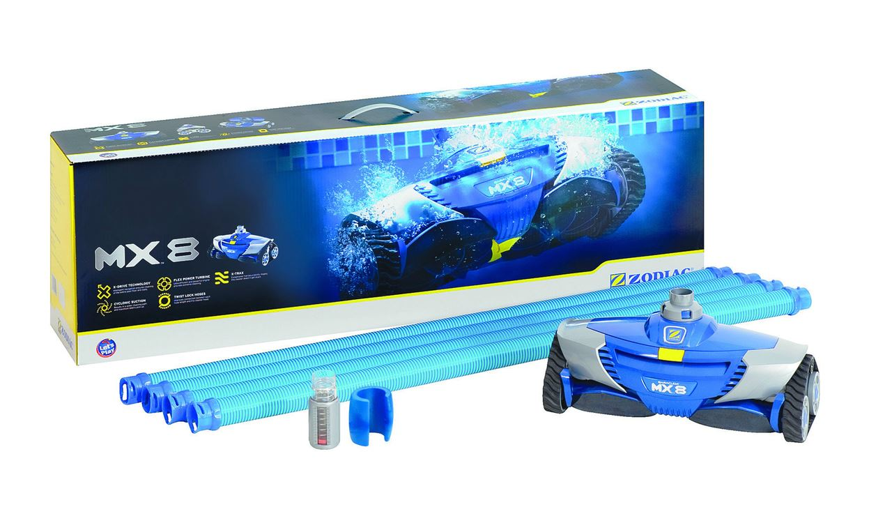 Zodiac Baracuda Mx8 Automatic Swimming Pool Suction Cleaner Ebay